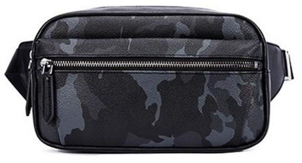 Поясная сумка Xiaomi VLLICON (Black Camo)